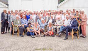 Foreningen af frivillige ved Hospice gruppebillede af Jeanette Eggers